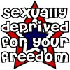Sexually Deprived Your Freedom Military Girlfriend
