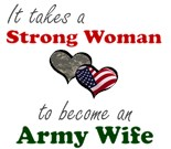 Strong Military Wife