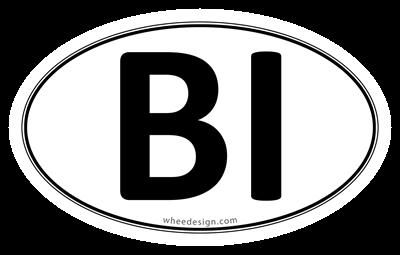 BI Euro Oval