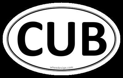 CUB Euro Oval