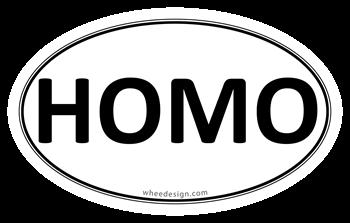 HOMO Euro Oval
