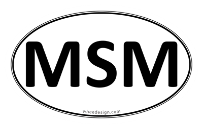 MSM Euro Oval