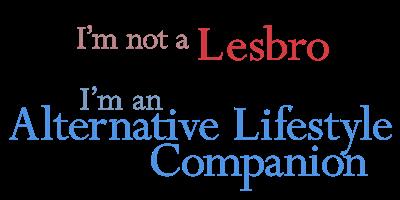 Lesbro - Alternative Lifestyle Companion