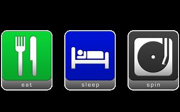 Eat, Sleep, Spin