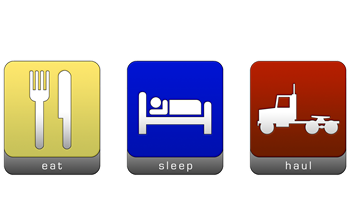 Eat, Sleep, Haul