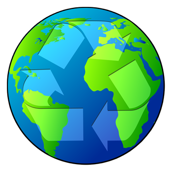 Planet Earth - Recycle