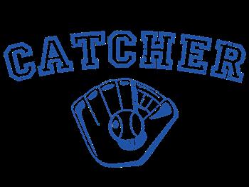 Catcher - Blue