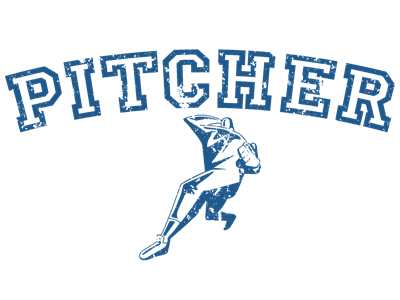 Pitcher - Blue