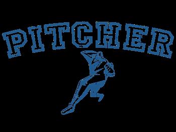 Pitcher - Blue