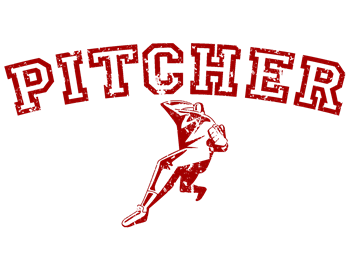 Pitcher - Red