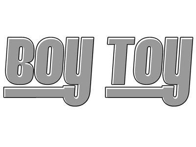 Boy Toy - Gray