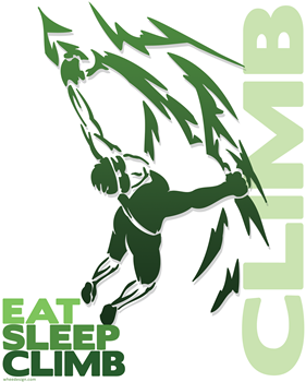 Eat Sleep Climb