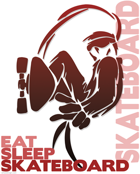 Eat Sleep Skateboard