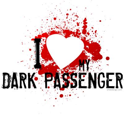 I Heart My Dark Passenger