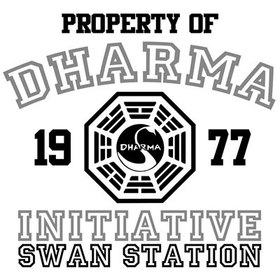 Property of Dharma Initiative - Swan Station