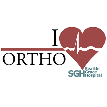 I Heart Ortho - Grey's Anatomy