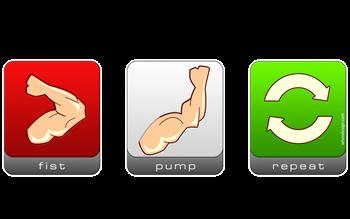 Fist, Pump, Repeat