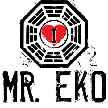 I Heart Mr. Eko - LOST