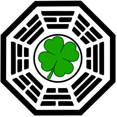 Dharma Initiative Shamrock Station
