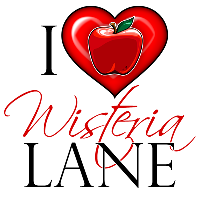 I Heart Wisteria Lane