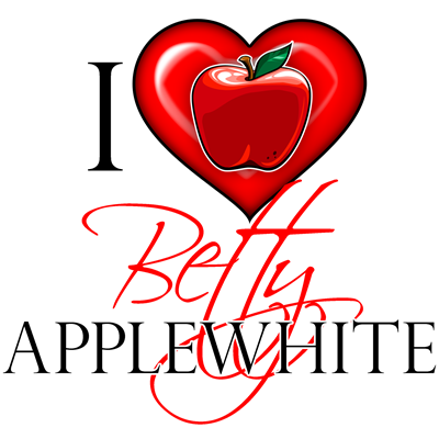 I Heart Betty Applewhite