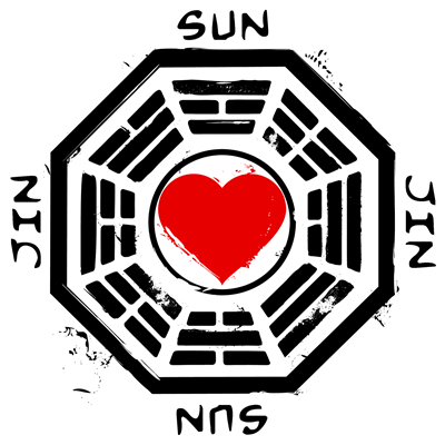 Sun and Jin Dharma Heart