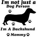 Dachshund Mommy