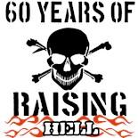 60 Birthday Gear