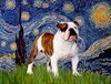 Jean Fitzgerald English Bulldog