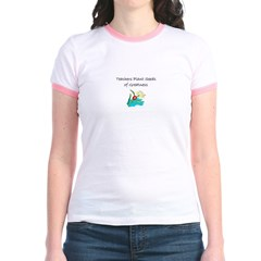 Teachers Plant Seeds Jr. Ringer T-Shirt