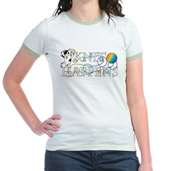 Knit Happens Jr. Ringer T-Shirt