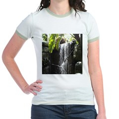 Waterfall Jr. Ringer T-Shirt