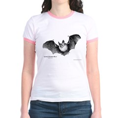 long_eared_bat.jpg Jr. Ringer T-Shirt