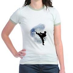 Power Kick 2 Jr. Ringer T-Shirt