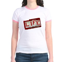 Musical Life Jr. Ringer T-Shirt