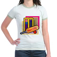 Cricke Jr. Ringer T-Shirt