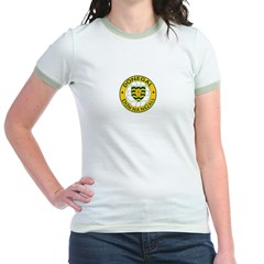 donegal ladies Jr. Ringer T-Shirt