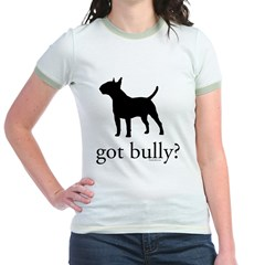 got bully? Jr. Ringer T-Shirt