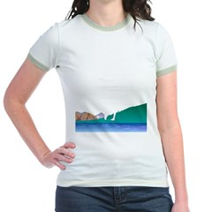 Golf Everywhere Jr. Ringer T-Shirt