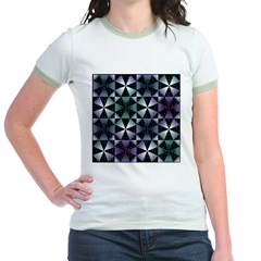 Kaleidoscope Jr. Ringer T-Shirt