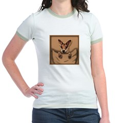 joey roo unlettered.jpg Jr. Ringer T-Shirt