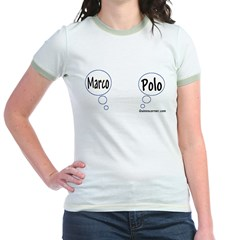 Marco-Polo Jr. Ringer T-Shirt