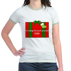 Jingle-Wear Jr. Ringer T-Shirt