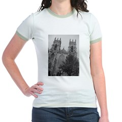 York Minster Jr. Ringer T-Shirt