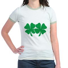 Touch My Lucky Charms Jr. Ringer T-Shirt