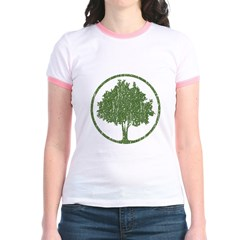 Vintage Tree Jr. Ringer T-Shirt