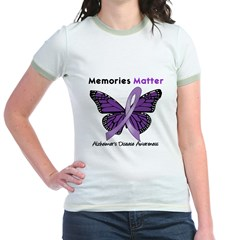 AD Memories v2 Jr. Ringer T-Shirt
