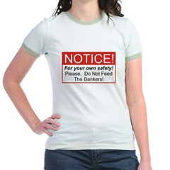 Notice / Bankers Jr. Ringer T-Shirt