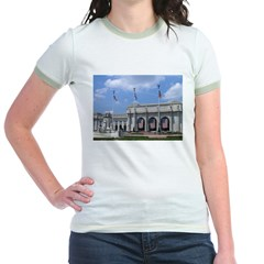 Washington DC Jr. Ringer T-Shirt