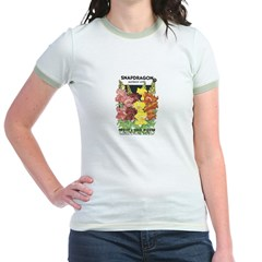 Snapdragon Jr. Ringer T-Shirt